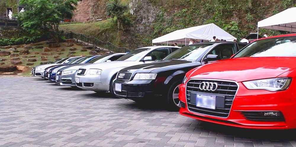 Presentación de Automóviles Club Audi Costa Rica y Mini Club Costa Rica
