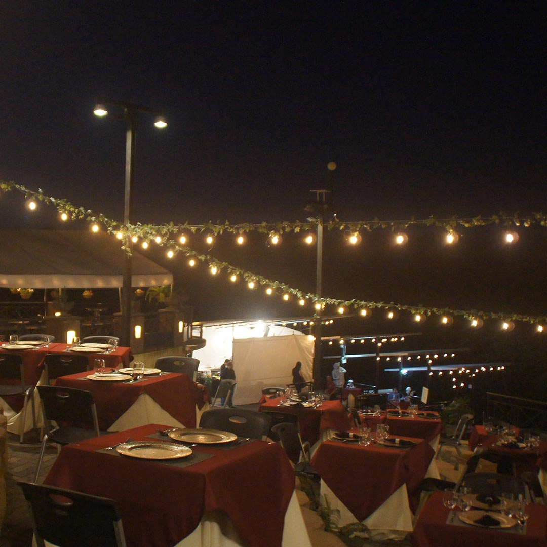 Terrazas del cañon restaurant De Villa Amphitheater (1)